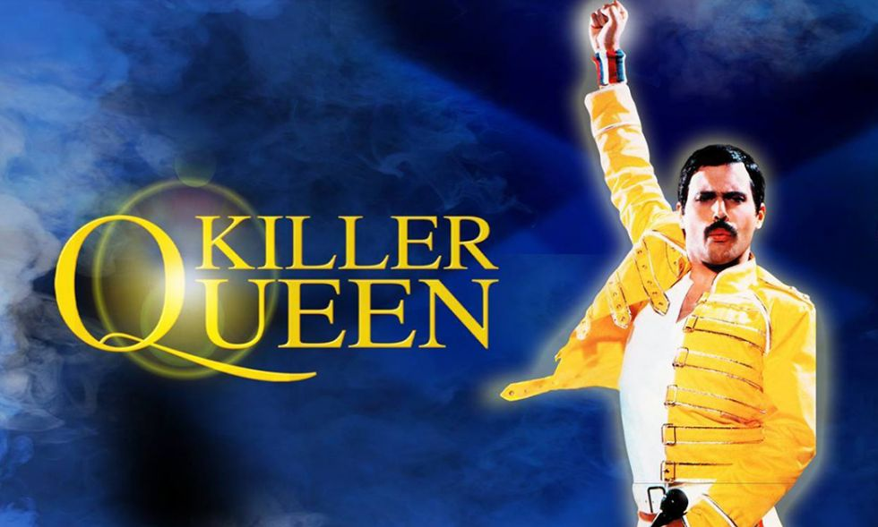 Killer Queen - utseld